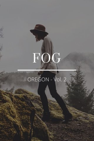 FOG OREGON - Vol. 2