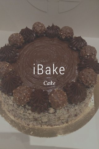 iBake Cake