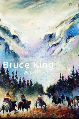 Bruce King fine art