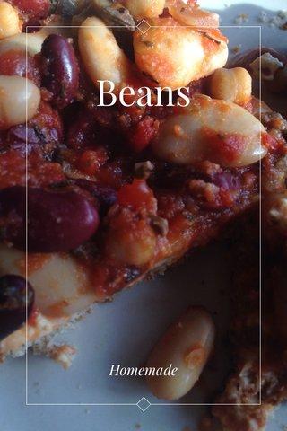Beans Homemade