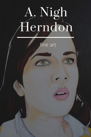 A. Nigh Herndon fine art