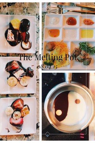 The Melting Pot 08.04.15