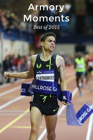 Armory Moments Best of 2015