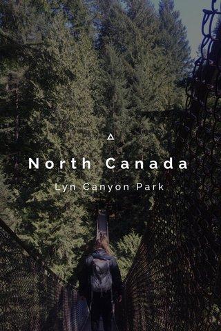 North Canada Lyn Canyon Park