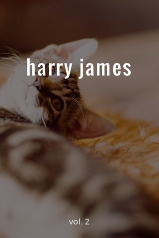 harry james vol. 2