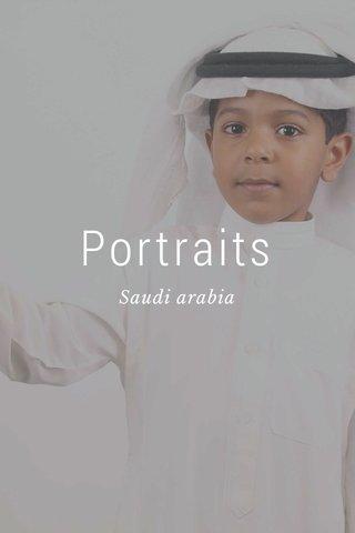 Portraits Saudi arabia