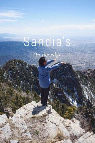 Sandia's On the edge