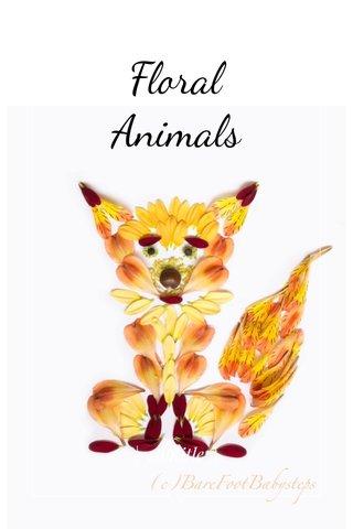 Floral Animals   subtitle  