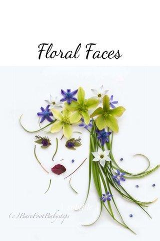 Floral Faces   subtitle  