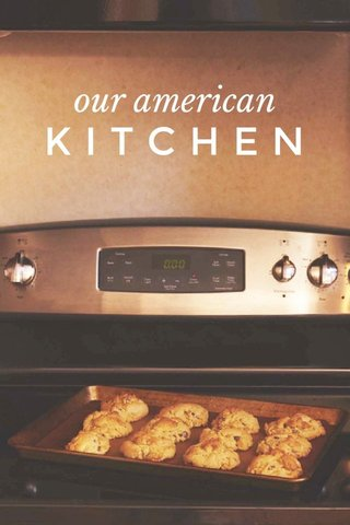 KITCHEN our american