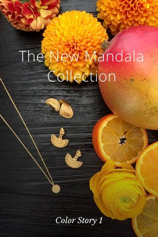 The New Mandala Collection Color Story 1