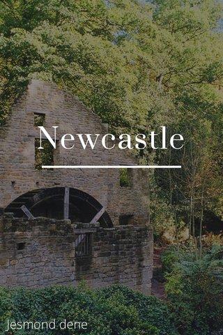 Newcastle Jesmond dene