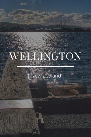WELLINGTON | New Zealand |