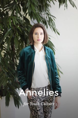 Annelies for Youth Culture