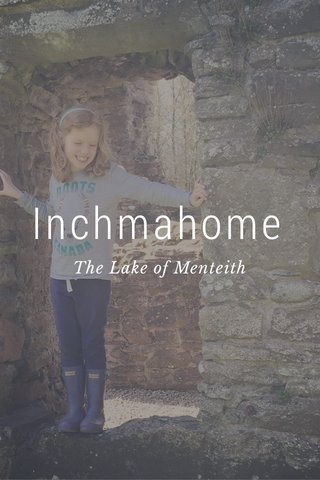Inchmahome The Lake of Menteith