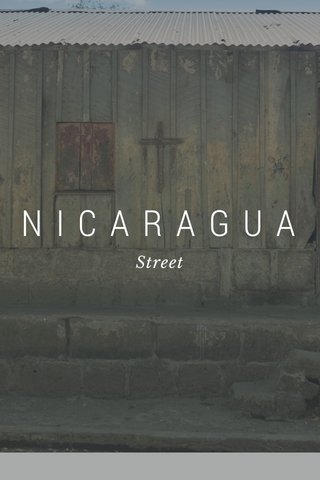 NICARAGUA ️Street