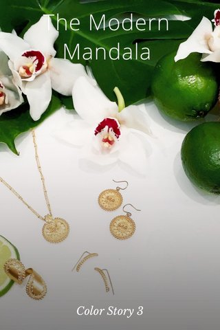 The Modern Mandala Color Story 3