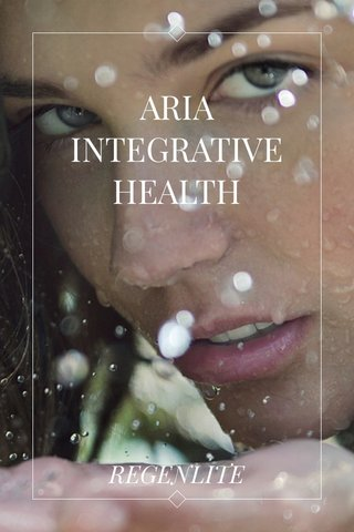 ARIA INTEGRATIVE HEALTH REGENLITE