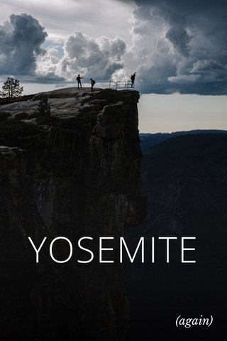 YOSEMITE (again)