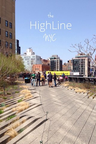 HighLine NYC the
