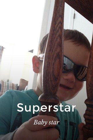 Superstar Baby star