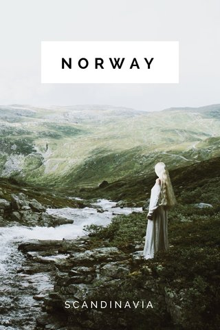 NORWAY SCANDINAVIA
