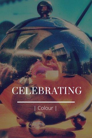 CELEBRATING | Colour |