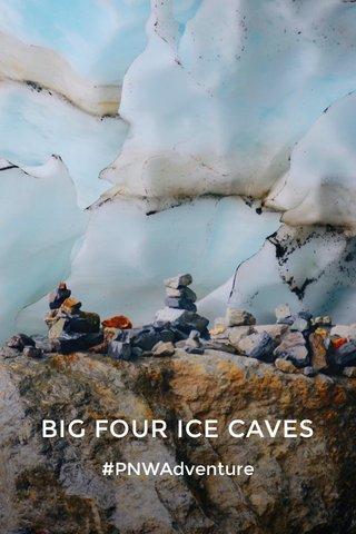 BIG FOUR ICE CAVES #PNWAdventure