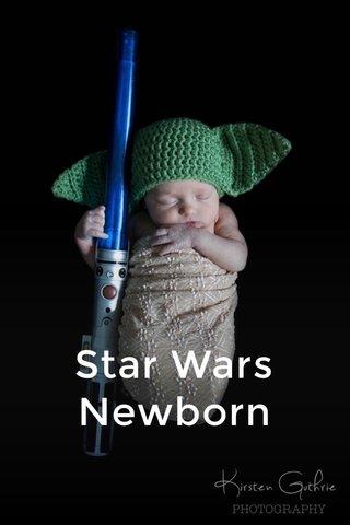 Star Wars Newborn