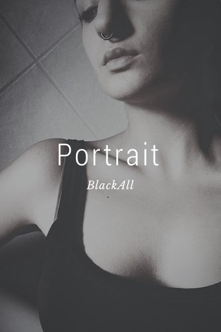 Portrait BlackAll