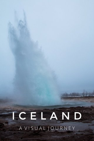 ICELAND A VISUAL JOURNEY