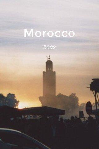Morocco 2002