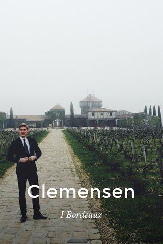 Clemensen I Bordeaux