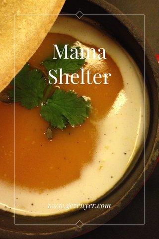 Mama Shelter www.gezenyer.com