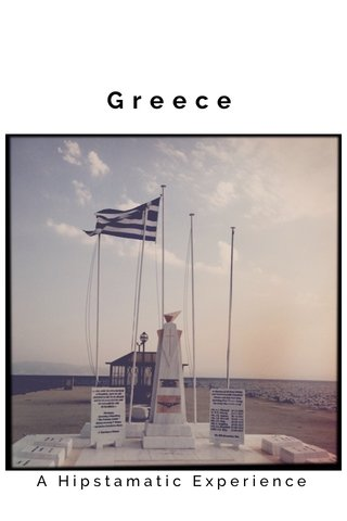Greece A Hipstamatic Experience