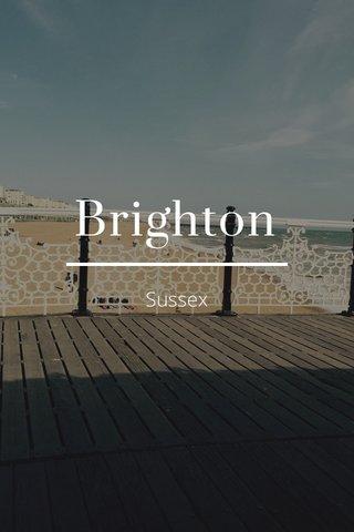 Brighton Sussex