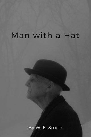 Man with a Hat By W. E. Smith