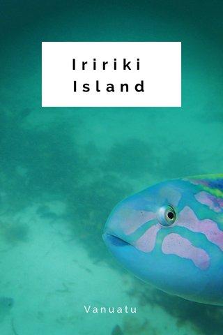 Iririki Island Vanuatu