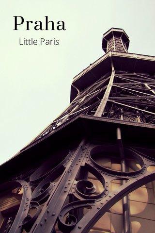 Praha Little Paris