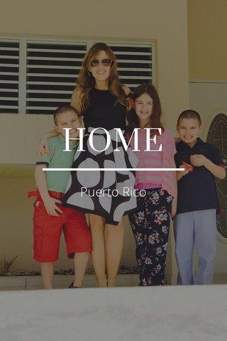 HOME Puerto Rico