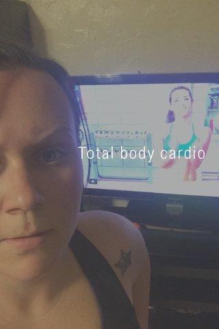 Total body cardio