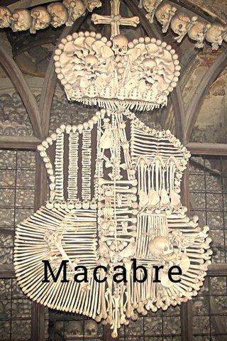 Macabre SUBTITLE
