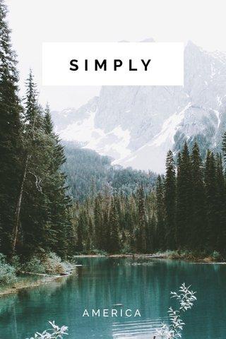 SIMPLY AMERICA