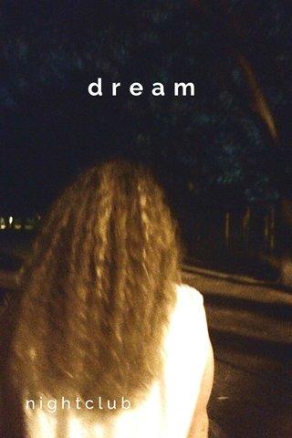 dream nightclub