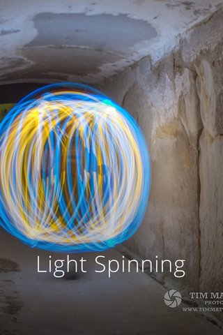 Light Spinning