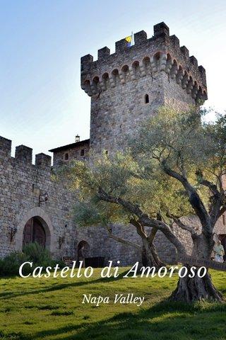 Castello di Amoroso Napa Valley
