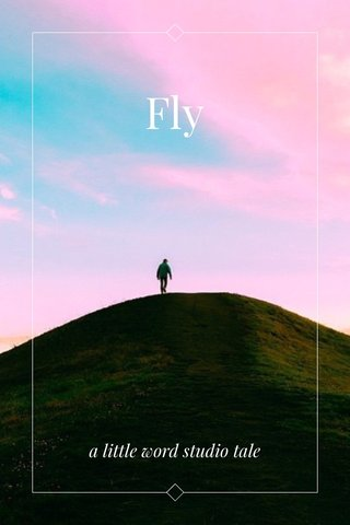 Fly a little word studio tale
