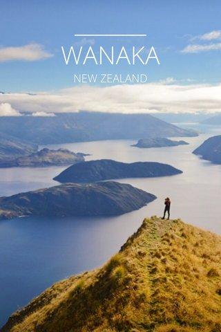 WANAKA NEW ZEALAND