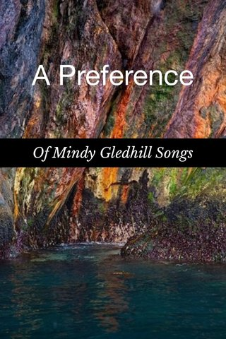 A Preference Of Mindy Gledhill Songs