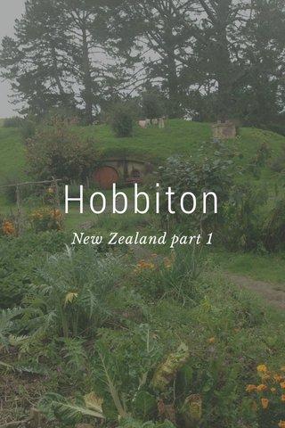 Hobbiton New Zealand part 1